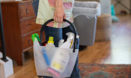 How green are green household cleaners?