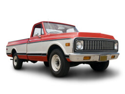 What does it mean to call a pickup truck a '1/2 ton truck' (also known as a 'half-ton truck')?