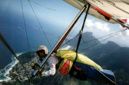 How Hang Gliding Works