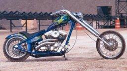 Hard Tail: A Chopper Profile