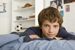 Tween Boy's Room Ideas