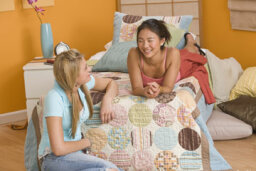 Tween Girl's Room Ideas