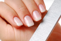 How often should I file my nails?