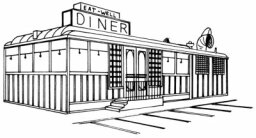 How to Draw Diners in 5 Steps
