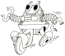 How to Draw a Cartoon Robot in 5 Steps