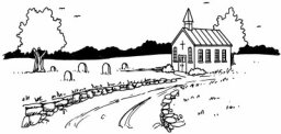 How to Draw a Country Church in 5 Steps