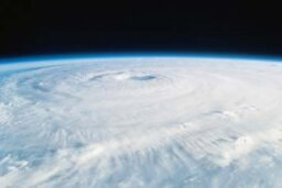 Is hurricane intensity increasing?