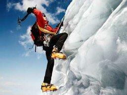 How Ice Climbing Works