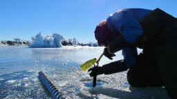 Antarctic Prone To 'Ice Quakes' Every Night, Study Finds