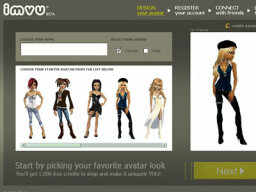 How IMVU Works