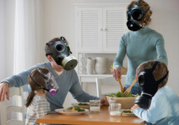 How Indoor Air Pollution Works
