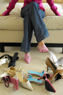 Oh No Shoe Didn't:  5 Footwear Mistakes