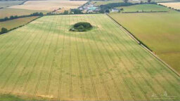 Drought Reveals Ancient Henge in Ireland