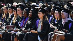 Job Market 'Hot' for Recent College Grads