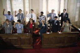 Do some people get called for jury duty more than others?