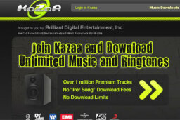 How Kazaa Works