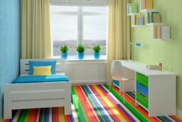 Spring Decorating Refresh: Kids' Rooms