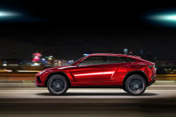 How the Lamborghini Urus Will Work