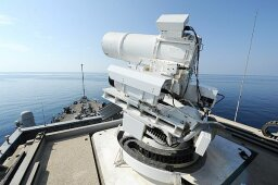How Laser-firing Jets Will Work
