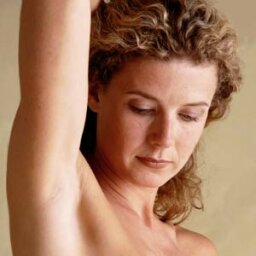 Is laser hair removal safe for underarms?