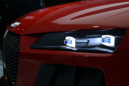 How the Audi Sport Quattro Laserlight Concept Works
