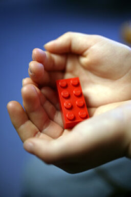 How Lego Bricks Work