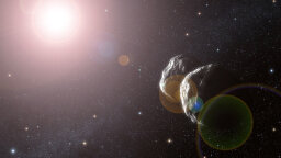 Rare Asteroid Discovered With Fastest Orbit Around the Sun