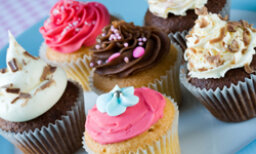 10 Cupcakes That Won't Put on the Pounds