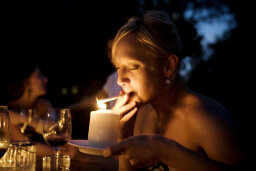 Does lighting a cigarette with a candle cause a sailor to die?