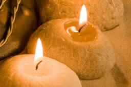Sand Candles