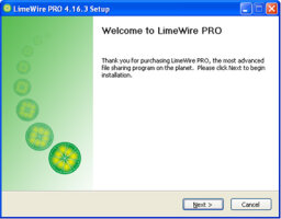 How LimeWire Works