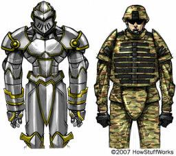 How Liquid Body Armor Works