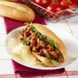 Little Italy Sausage Sandwiches