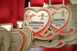 How the London Marathon Works