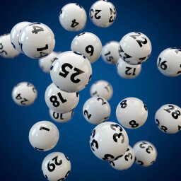 What is the tax rate for lottery winnings?