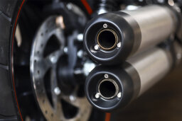 Do loud pipes really save lives?