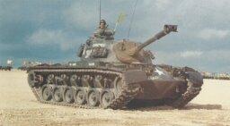 M-48 General George S. Patton Medium Tank