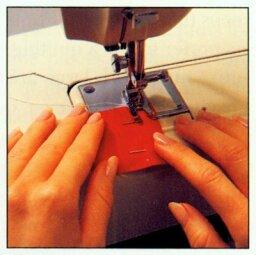 Machine Piecing Quilt Technique