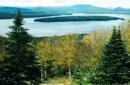 Maine Scenic Drives