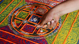 What Is a Mandala? (No, Not Nelson. That's Mandela)