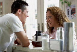 What do men find attractive about a woman's smell?