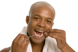 What men's health problems are linked to hygiene?