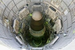 How does the military intercept missiles?