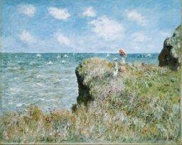 Claude Monet Paintings 1879-1886