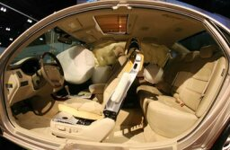 If airbags are so safe, why doesn't my car have more?