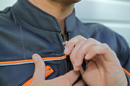 Can motorcycle jackets save your life?