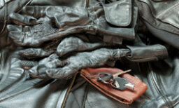 Is all motorcycle apparel made of leather?