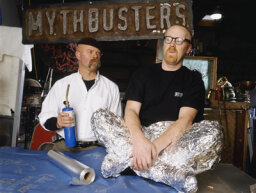 Inside 'MythBusters'