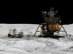 How Lunar Landings Work