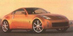 Nissan 350Z Concept Cars